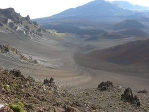 Mt. Haleakala Crater