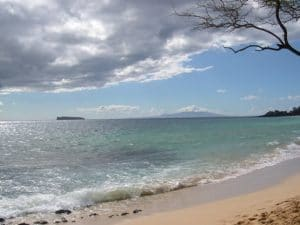 Big Beach with view of Molokini
