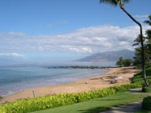Ulua Beach in South Maui